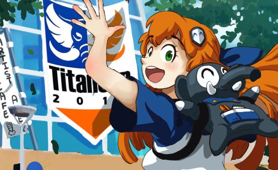 TitanCon 2016